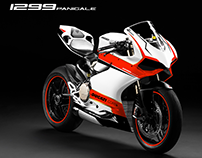 Graphic Design Ducati Panigale 1299