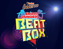 Kinder Bueno Small Hunger Beatbox