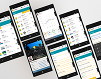App Unitop - Windowsphone