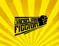 """Afiches """"La Rebelión de la Ficción"""" Comic Con Chile"""