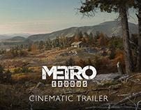 Metro Exodus - Cinematic Trailer