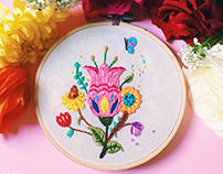 The Embroidered Seasons