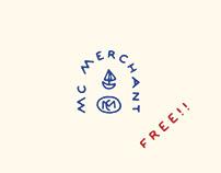 Free Font - MC Merchant