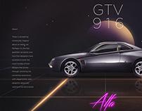 Alfa Romeo GTV 916