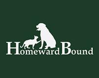Homeward Bound Pet Sitting Logo