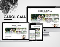 Carol Gaia - Responsive Theme for WordPress.