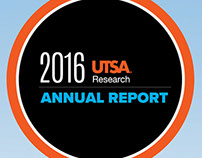 UTSA Research 2016 Annual Report