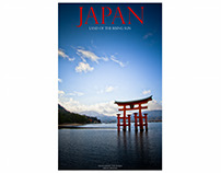 Japan, Land of the Rising Sun, A Photography Book