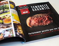 Sobeys - Food Promotion IGA Sterling Beef