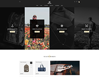 Emercato Bags - Sectioned Shopify Theme