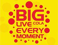 BIG COLA campaign