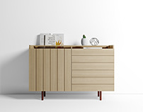 Ply - Sideboard