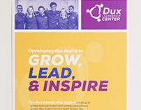 Dux Leadership Center Poster