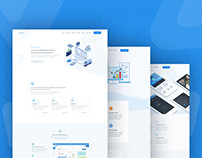Spring - Software, App, Saas & Product Showcase Landing