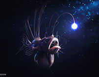 Deep Fish creature