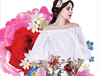 Summer'15 Campaign for Ukrainian fashion brand