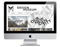 DESIGN MUSEUM IDENTITY