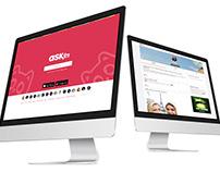 ASKfm Website