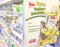 F&N Magnolia Yuzu Yoghurt Smoothie Campaign