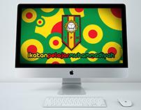 Ikatan Pelajar Muhammadiyah - Desktop Wallpaper Design