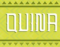 Tipografia - QUINA