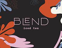 Blend Iced Tea