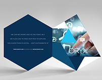 Brochure / Oryx group