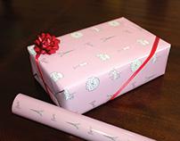 Souvenir Wrapping Paper