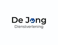Logo, De Jong Dienstverlening