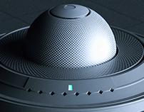 Concept: Portal Drone: SK-1103