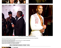 Press coverage House of iKons Los Angeles