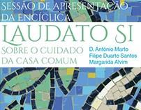 """Sessão de apresentação da Encíclica """"Laudato Si"""""""