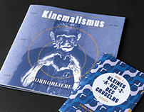 ›Kinemalismus‹ – Filmmagazin #1 | Art-Direction/Design