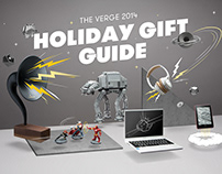 THE VERGE 2014 HOLIDAY GIFT GUIDE