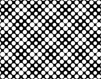 FREE Vector: Abstract Seamless Dot Pattern Background