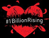 #1BillionRising Logo
