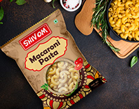 Shivom FMCG Product Packaging and Branding