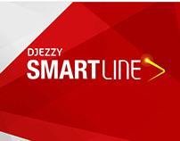 Djezzy Line ( spot publicitaire )