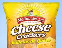 Molino del Sol Crackers