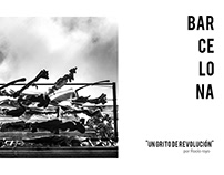 """Barcelona: """"Un grito de revolución"""""""