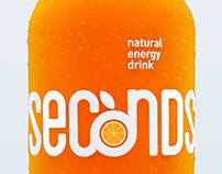 7 Seconds natural energy drink