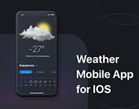 IOS - Weather App