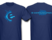 e-Communication Shirt - 2009