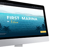 Anamarina Website - The First Marina in Vietnam