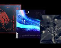 Concept vinyl artwork series - part two