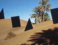 Obelisk at the Oasis