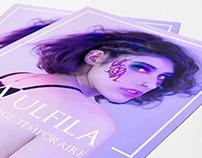 Wulfila Tatouage Temporaire flyers