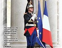 French Republican Guard ( box art for ICM )