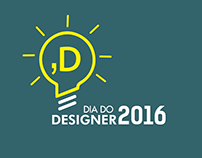 Vinheta Dia do Designer 2016