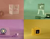 Fedora - Animación, stop motion